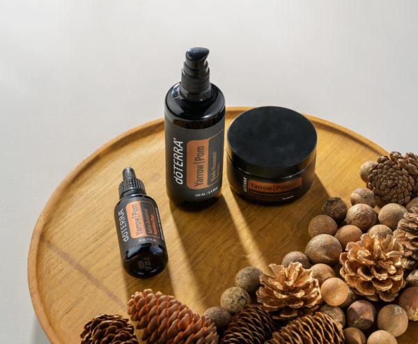 Yarrow Pom product set for doTERRA