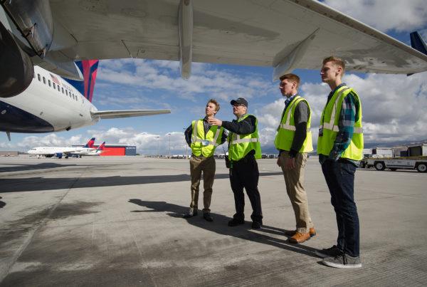 Delta Air Lines - Junior Achievement Job Shadow Event